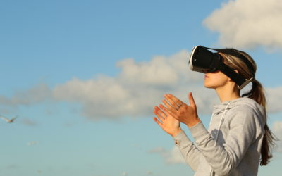 Virtual reality's role in treating mental illness